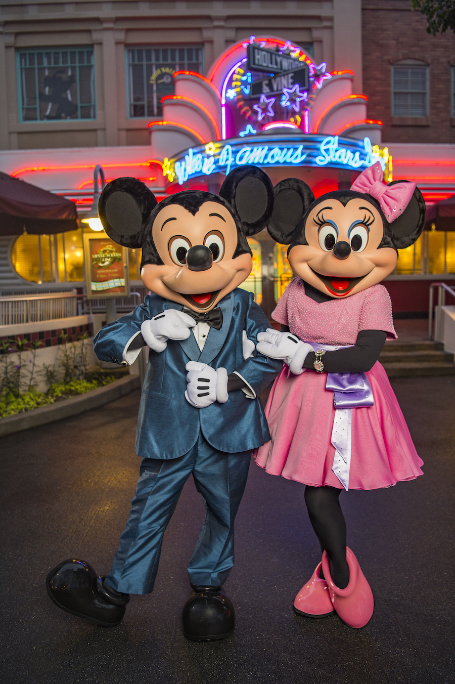Reservations Now Open For Minnies Silver Screen Dine At Hollywood Vine