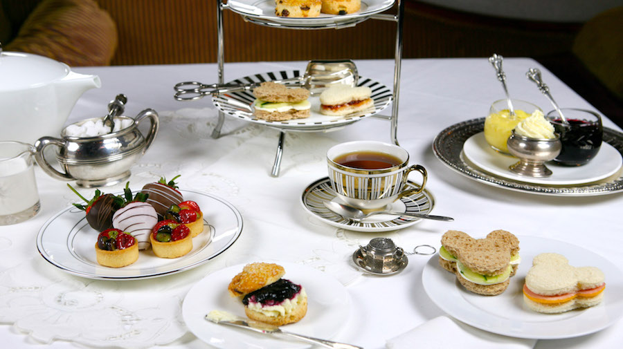 Kids' Tea Party at Steakhouse 55 at the Disneyland Hotel Beginning Jan. 22