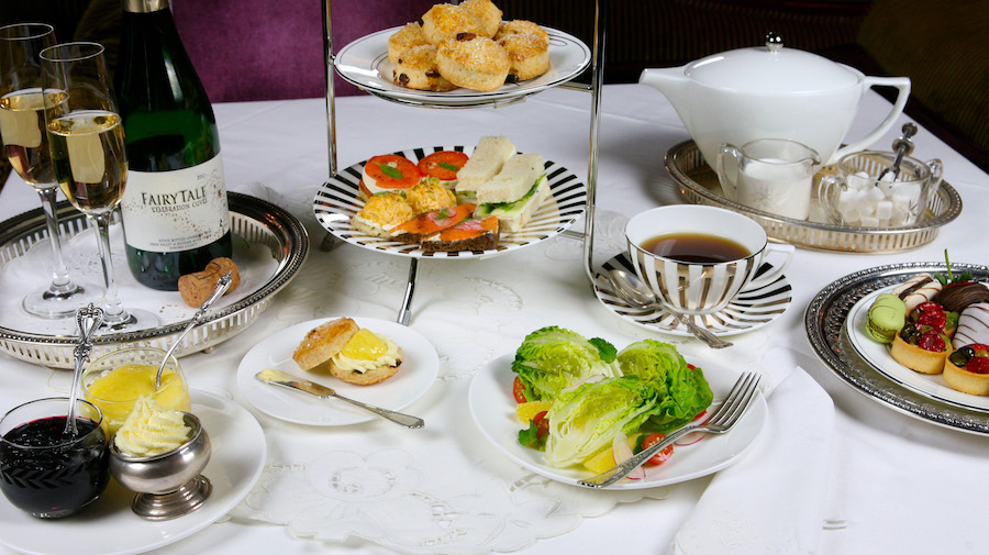 Premium Tea Party at Steakhouse 55 at the Disneyland Hotel Beginning Jan. 22