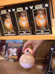 BB-8 Spinning Top from Disney Parks