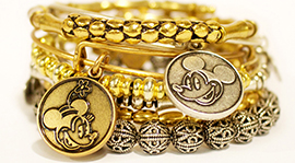 Mickey Mouse and Minnie Mouse ALEX and ANI Bangles Will Retire Beginning January 11, 2016