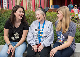 Unforgettable Kindness Leads To A Dream Come True At Walt Disney World Resort