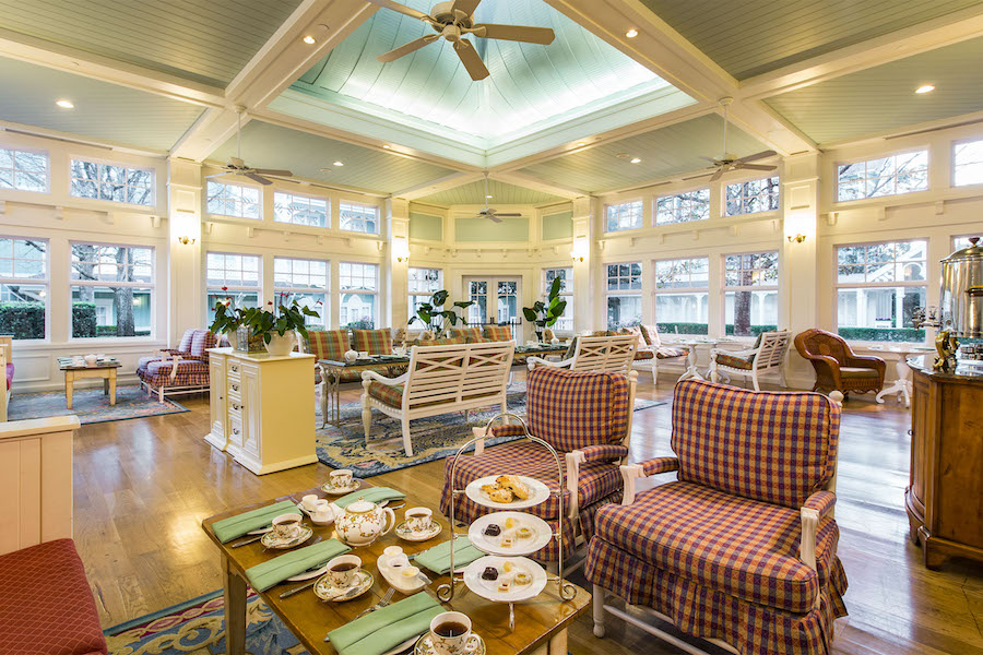 Reservations Now Open For Afternoon Tea At Crescent Solarium Disney S Beach Club Resort