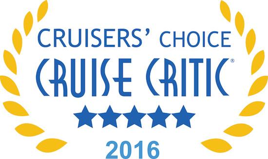 Disney Cruise Line Nets Its 6th Annual Global Cruise Critic Cruiser's Choice Award