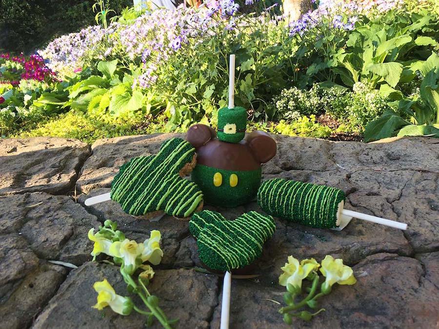St. Patrick's Day-inspired Treats Coming to Disneyland Resort