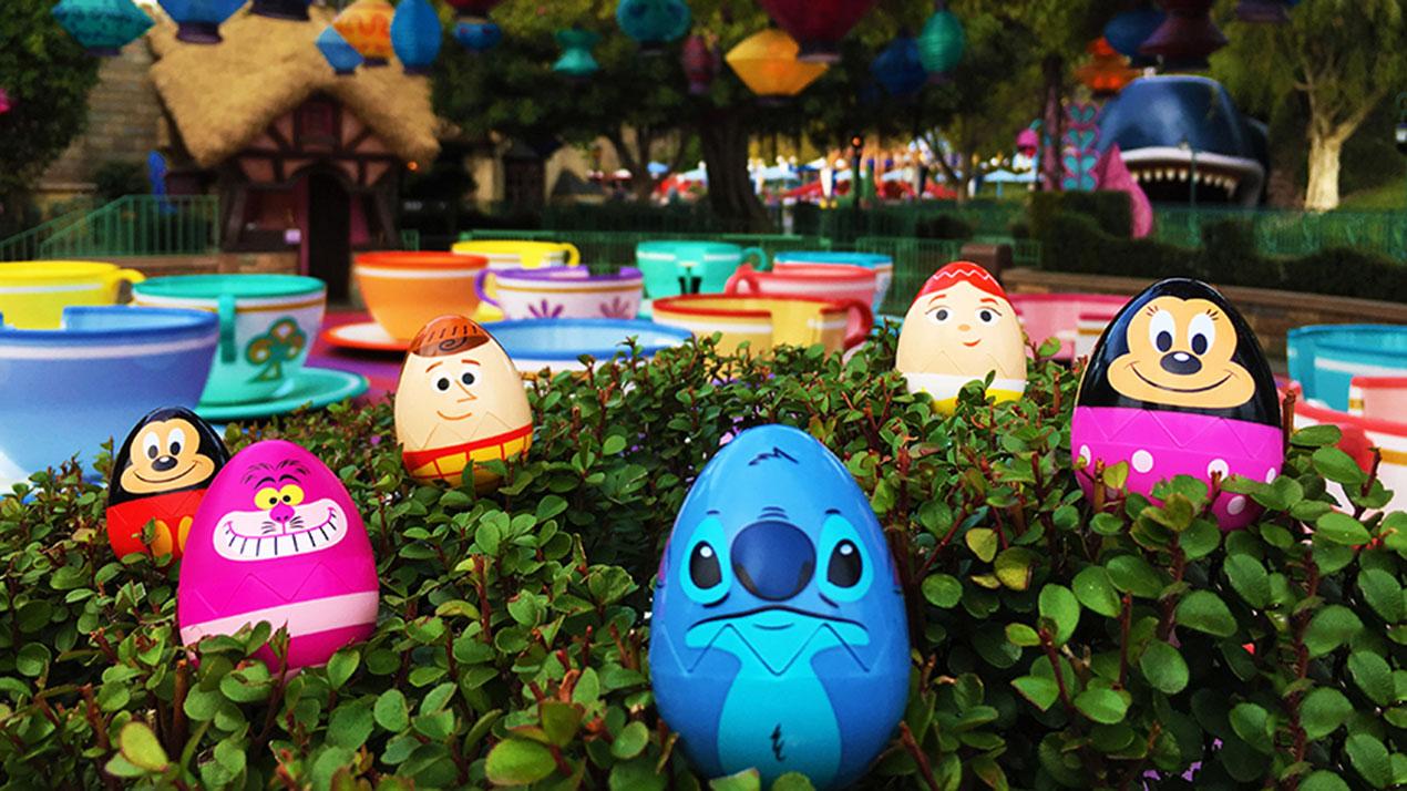 Gallery For gt Disney World Easter Eggs