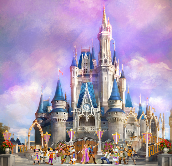 All-New 'Mickey's Royal Friendship Faire' Coming This Summer to Magic Kingdom Park