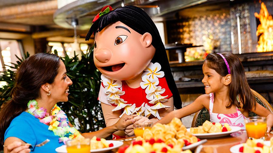 'Ohana at Disney's Polynesian Village Resort at Walt Disney World