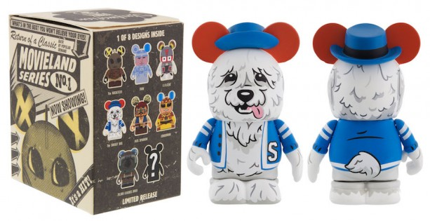 The Shaggy Dog Vinylmation Coming to the New Vinylmation Movieland Series