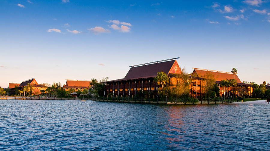 Stay at Disney's Polynesian Villas & Bungalows with Adventures by Disney