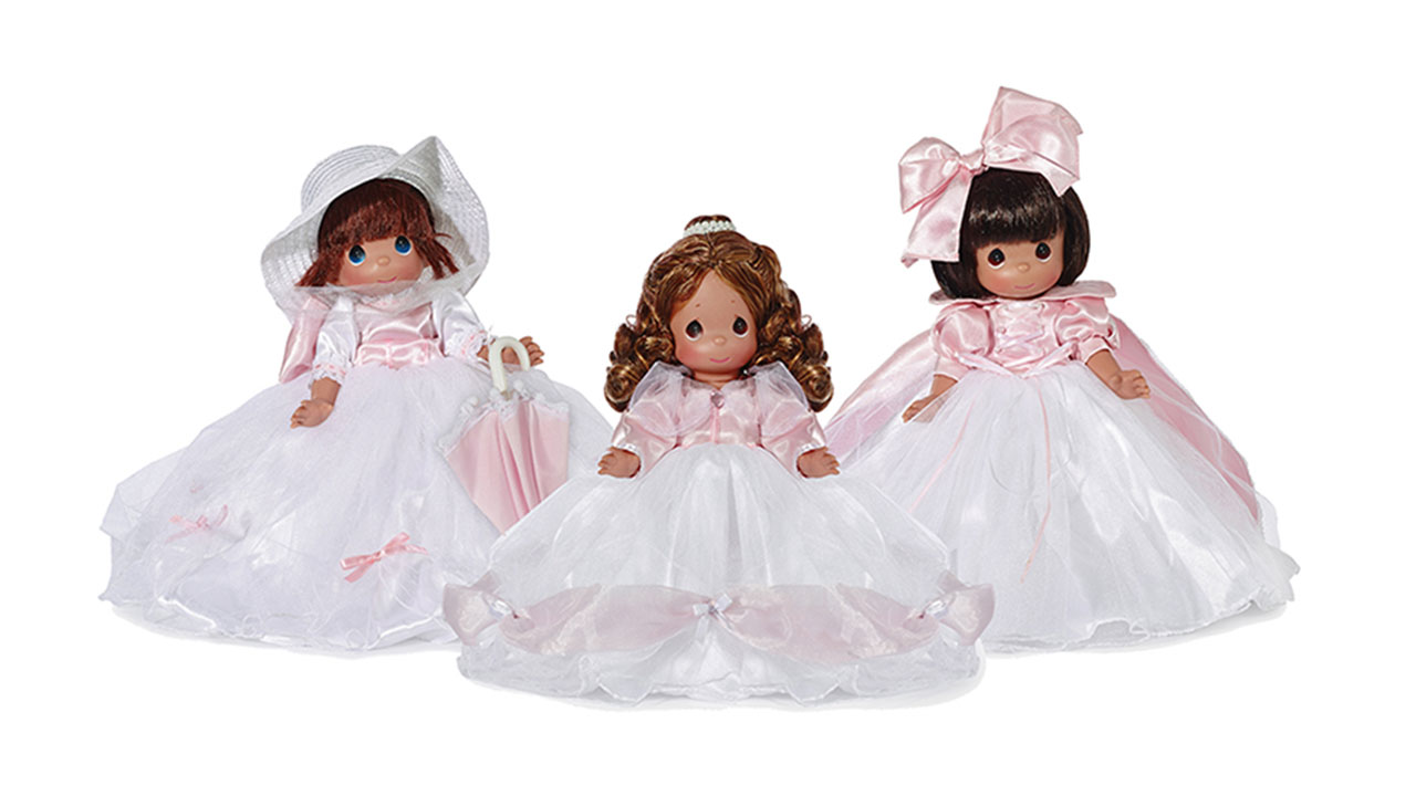 Representatives from Precious Moments Dolls will be at the the American Adventure Pavilion in Epcot March 4 – 6, March 18 – 20 and April 1 - 3