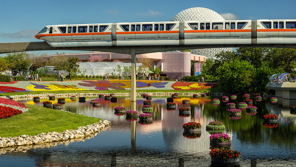 Epcot International Flower & Garden Festival Showcasing #FreshEpcot Starts Tomorrow