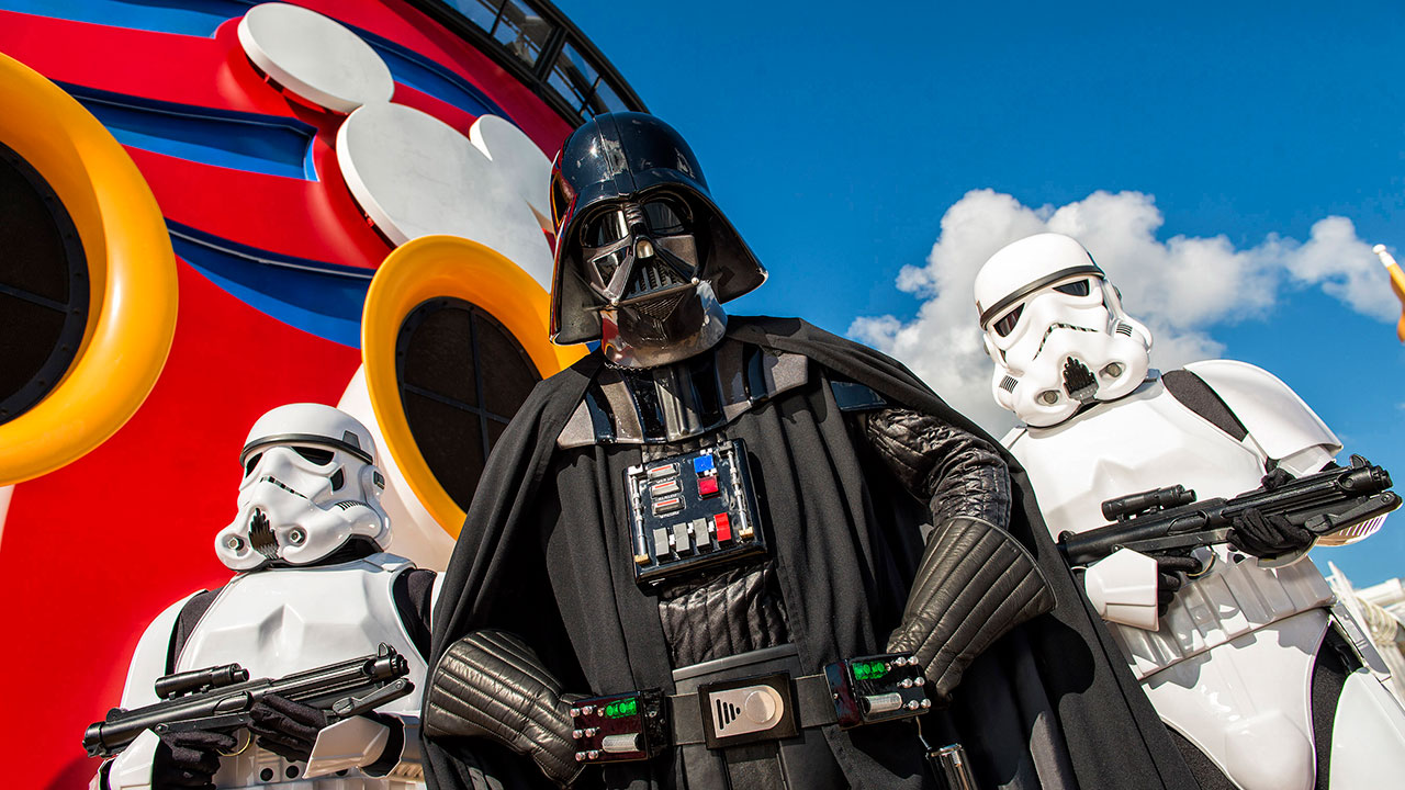 The Ultimate Day At Sea For Star Wars Fans Returns To Disney Cruise Line In Early 2017 Disney