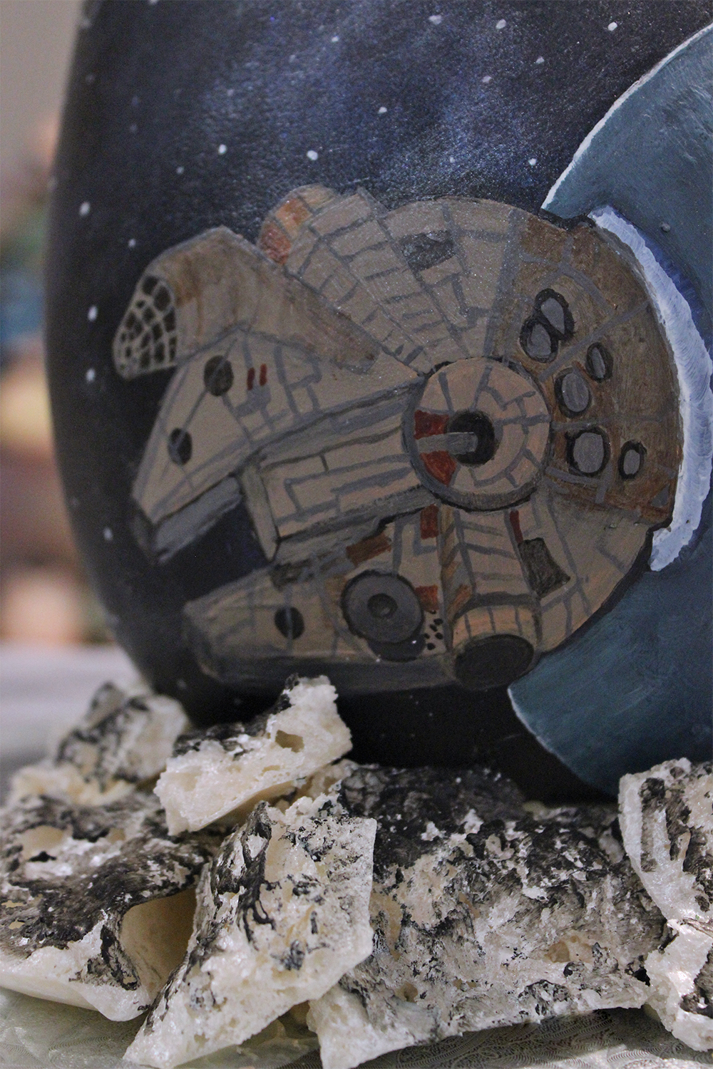 Star Wars Easter Egg at Disney's Contemporary Resort at Walt Disney World
