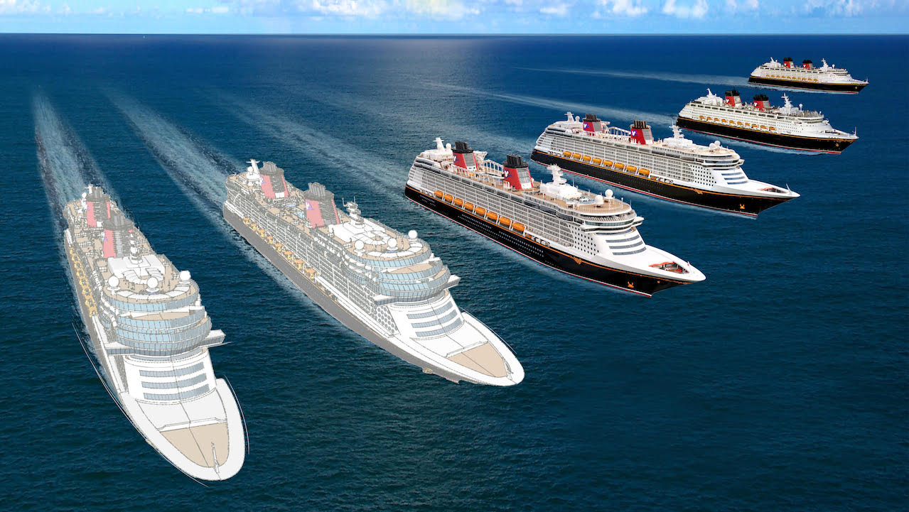 Disney Planning Two New Cruise Ships Disney Parks Blog - Cruise ships that allow dogs