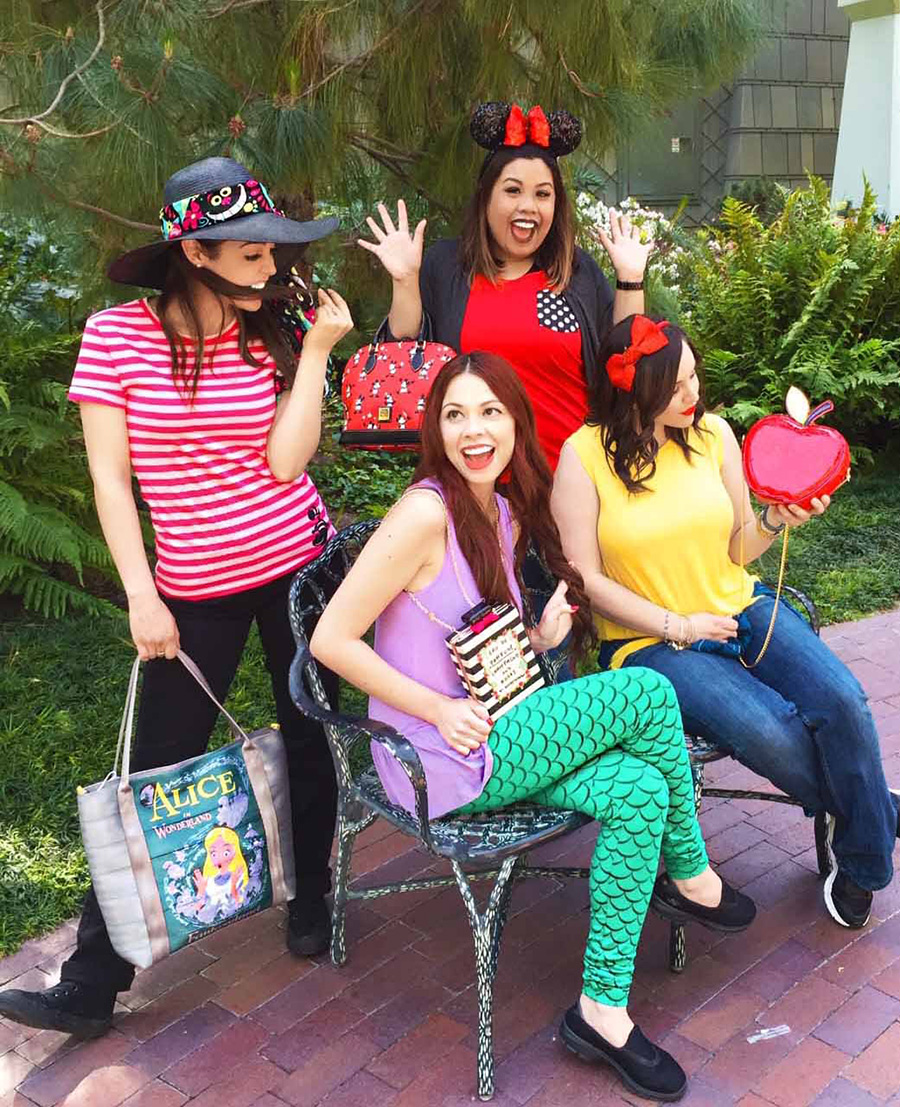 Fashion Filled with Personality at Disney Vault 28 at the Disneyland Resort