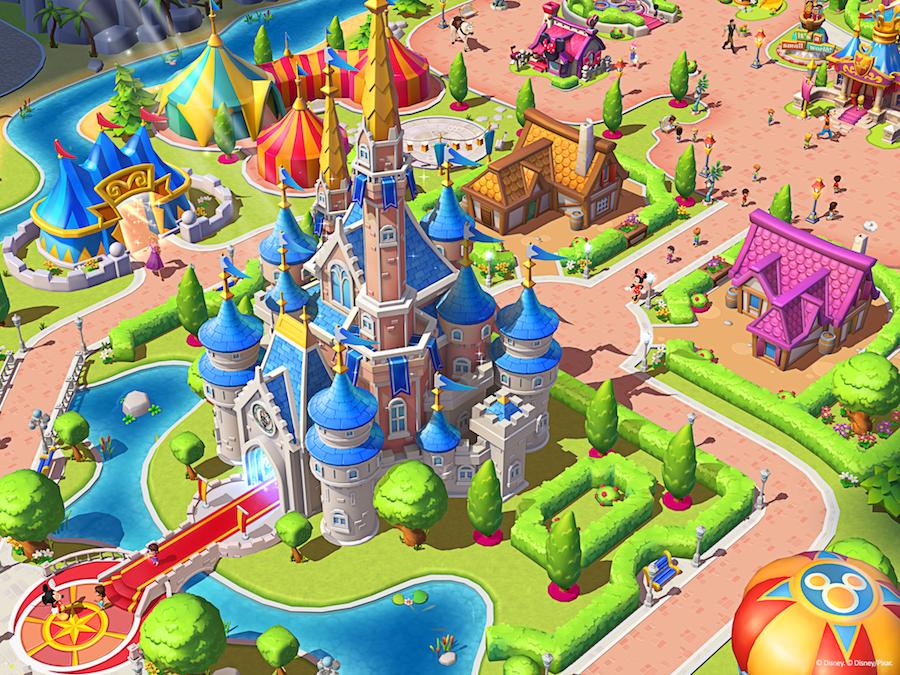 Theme Park Building Games Ipad