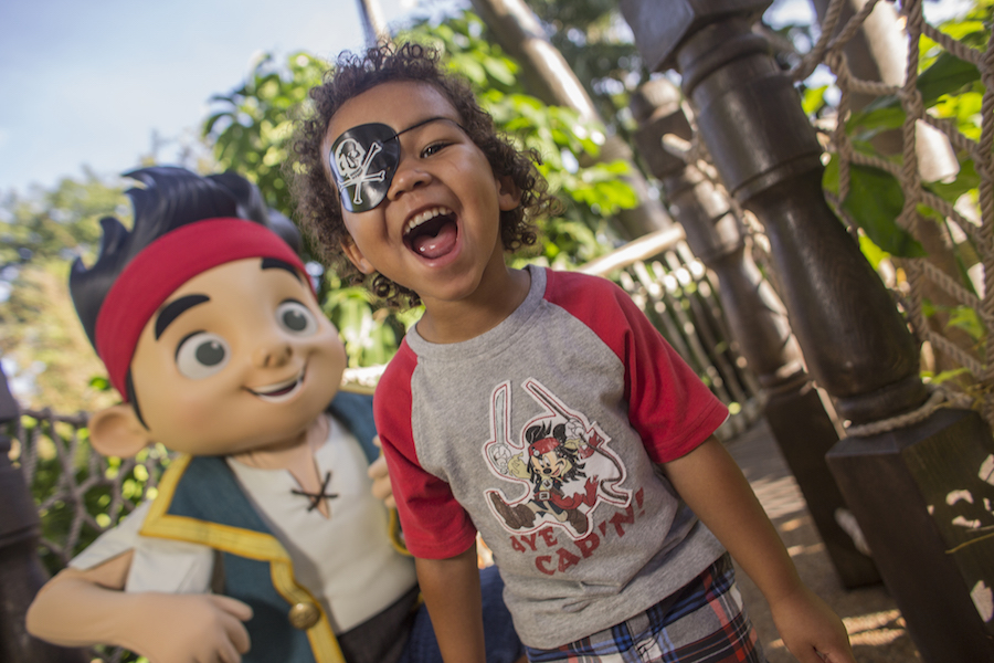 Enter for a Chance to Win a Dream Walt Disney World Resort Vacation for Your Little Ones!