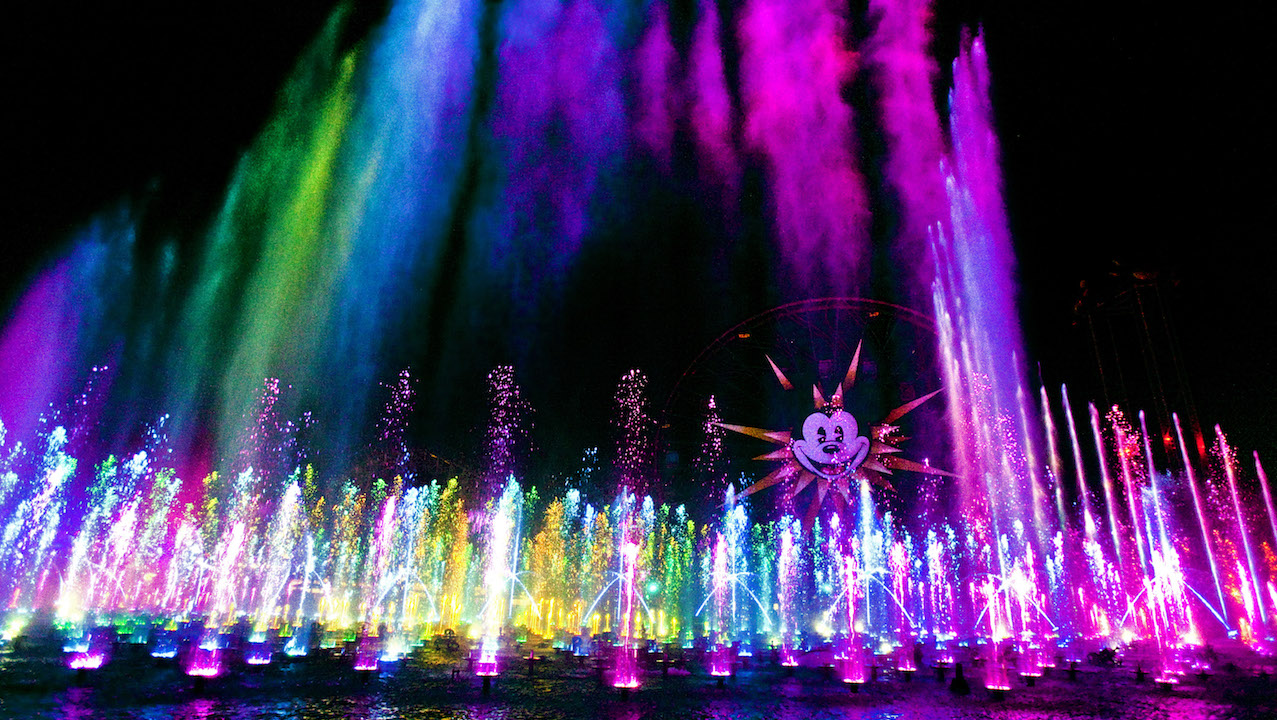 reservations open today for new world of color dessert party at disney california adventure. Black Bedroom Furniture Sets. Home Design Ideas