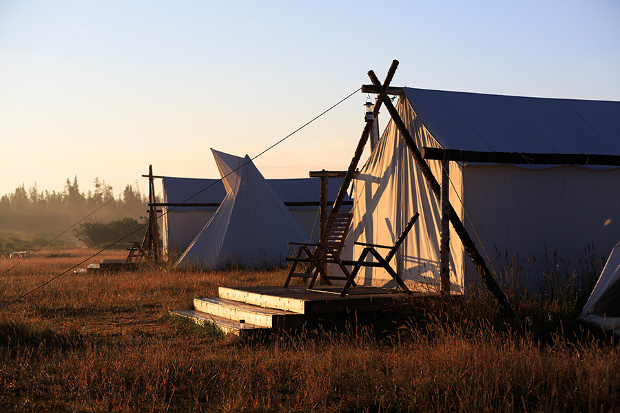 "Go ""glamping"" in Montana with Adventures by Disney"