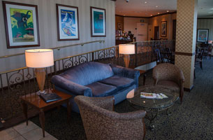 Club-Level Service at the Disneyland Hotel