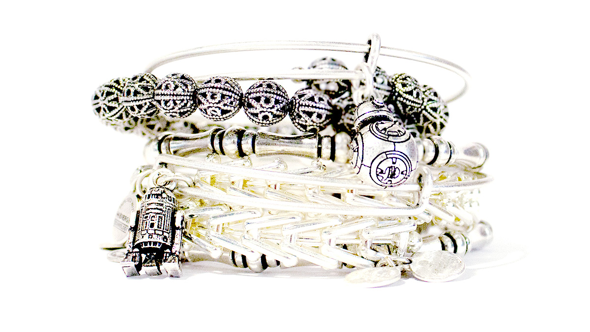 ALEX AND ANI Combine Forces with New Star Wars Bangles at Disney Parks