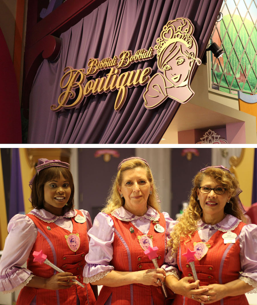 Bibbidi Bobbidi Boutique in Disney Springs Celebrates 10 Magical Years at Walt Disney World Resort
