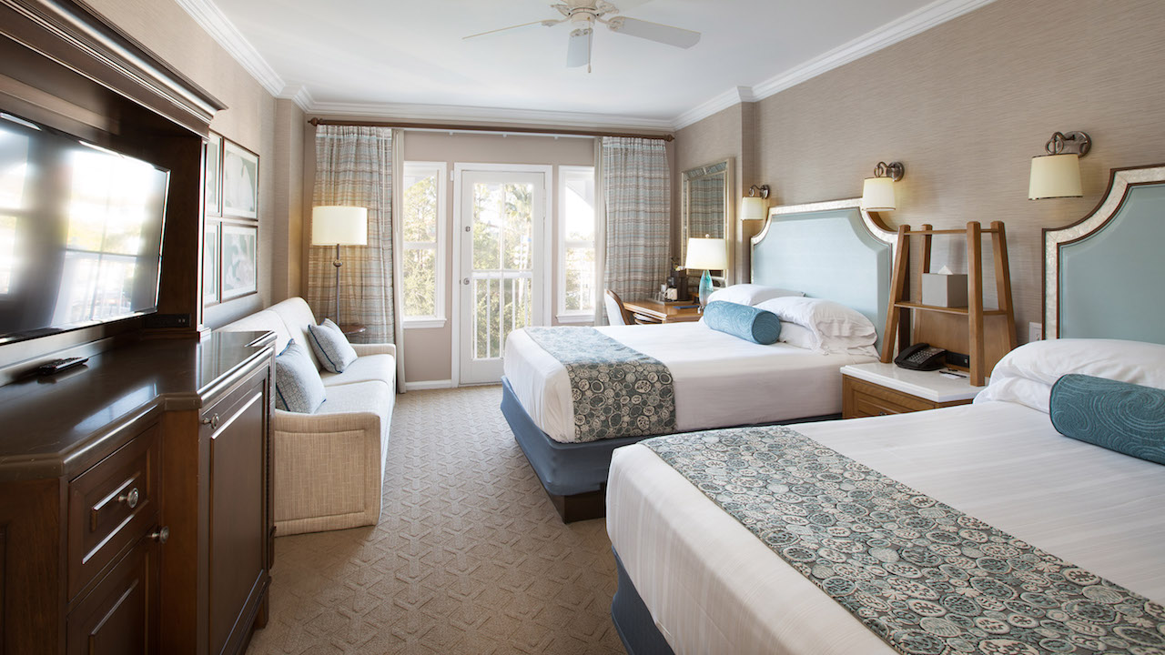 Room With A View Disney S Beach Club Resort Disney Parks Blog