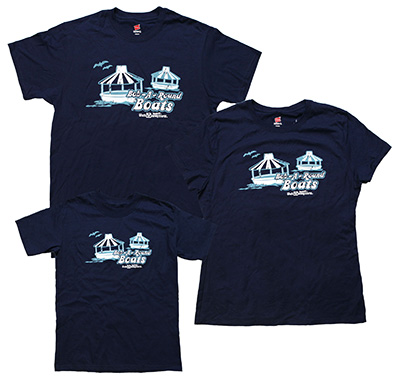 Bob-A-Round Boats T-shirt Coming to Disney Parks Online Store in Spring 2016