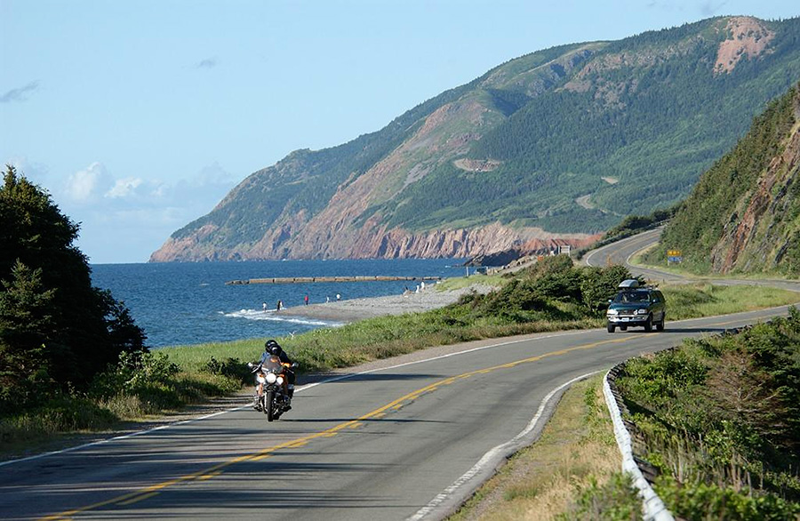 Cabot Trail Port Adventure in Nova Scotia with Disney Cruise Line