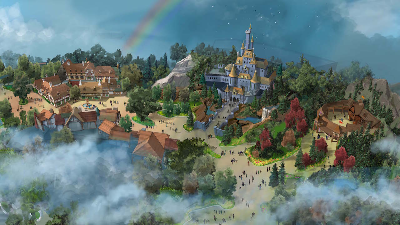 Tokyo Disneyland Will Expand its Fantasyland Throughout 2020