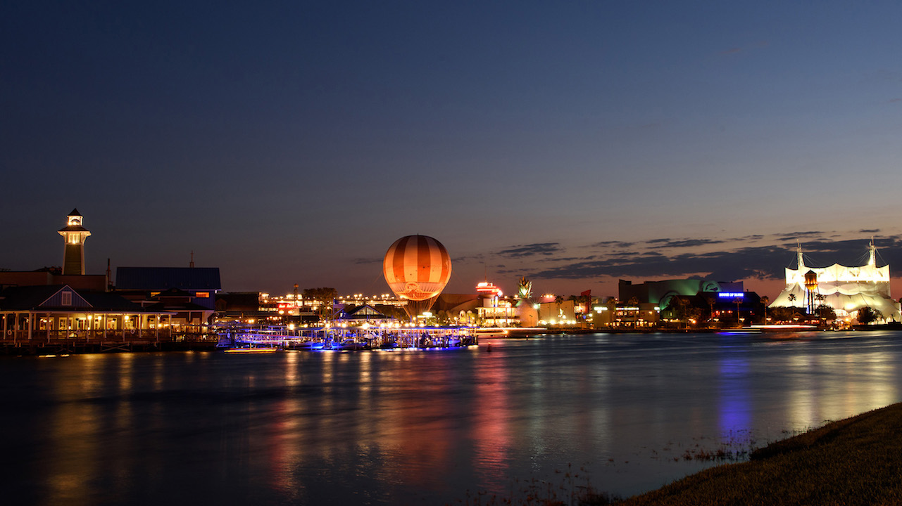 Disney Springs at Walt Disney World Resort