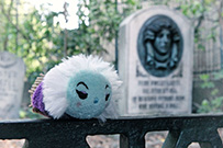 Madame Leota Tsum Tsum at The Haunted Mansion at Magic Kingdom Park at Walt Disney World Resort