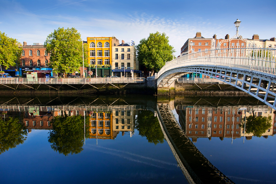 Discover Dublin's Old-World Charm