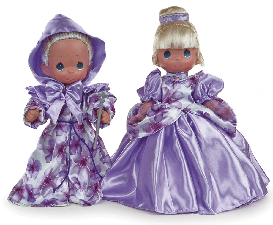 Precious Moments Cinderella Dolls