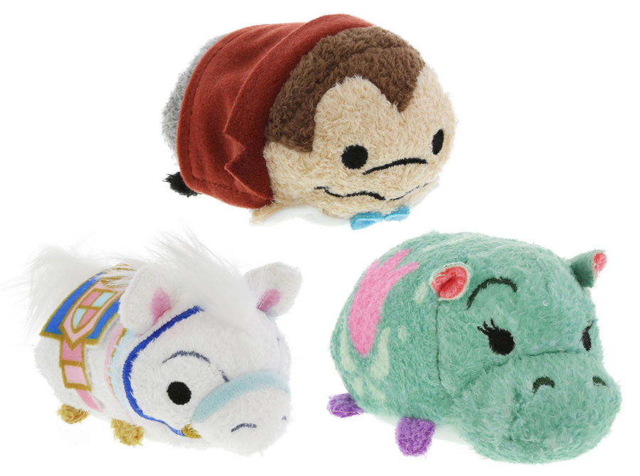 Fantasyland Tsum Tsums from Disney Parks