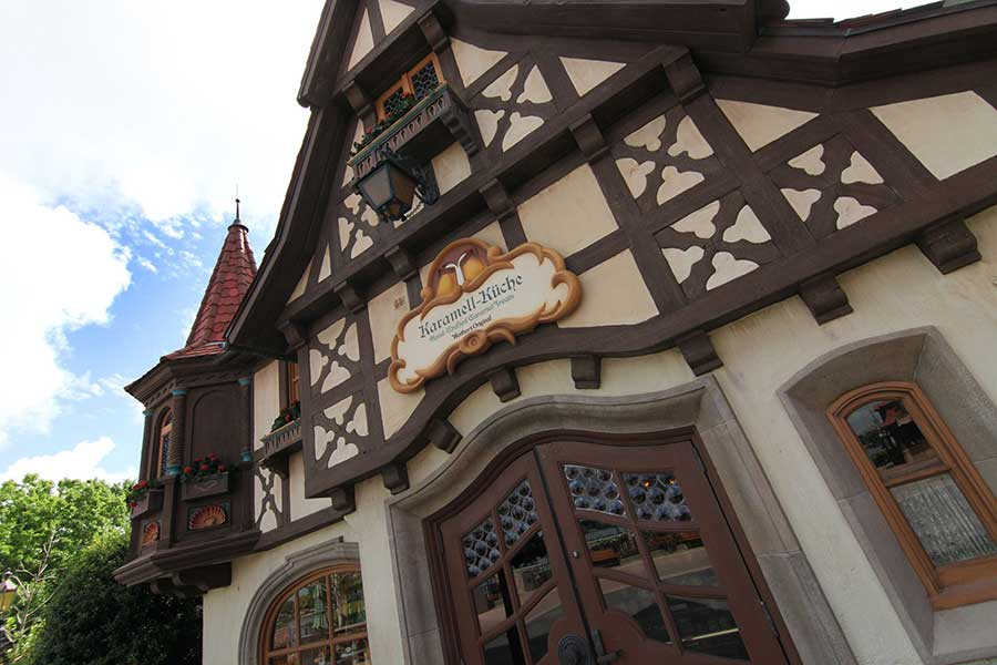 National Caramel Day at Karamell-Küche in Germany Pavilion at Epcot at Walt Disney World Resort