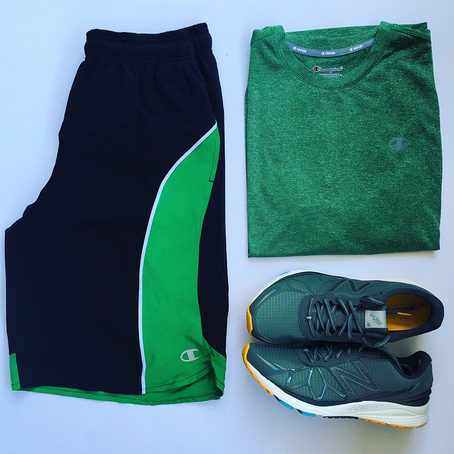 Men's outfit for runDisney Tinker Bell Half Marathon