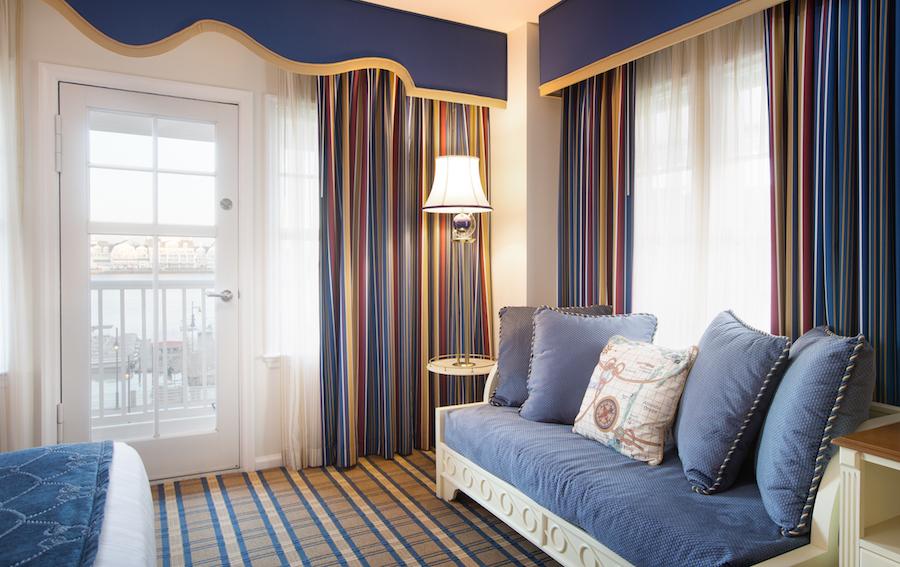 Room 4163 at Disney's Yacht Club Resort at Walt Disney World Resort