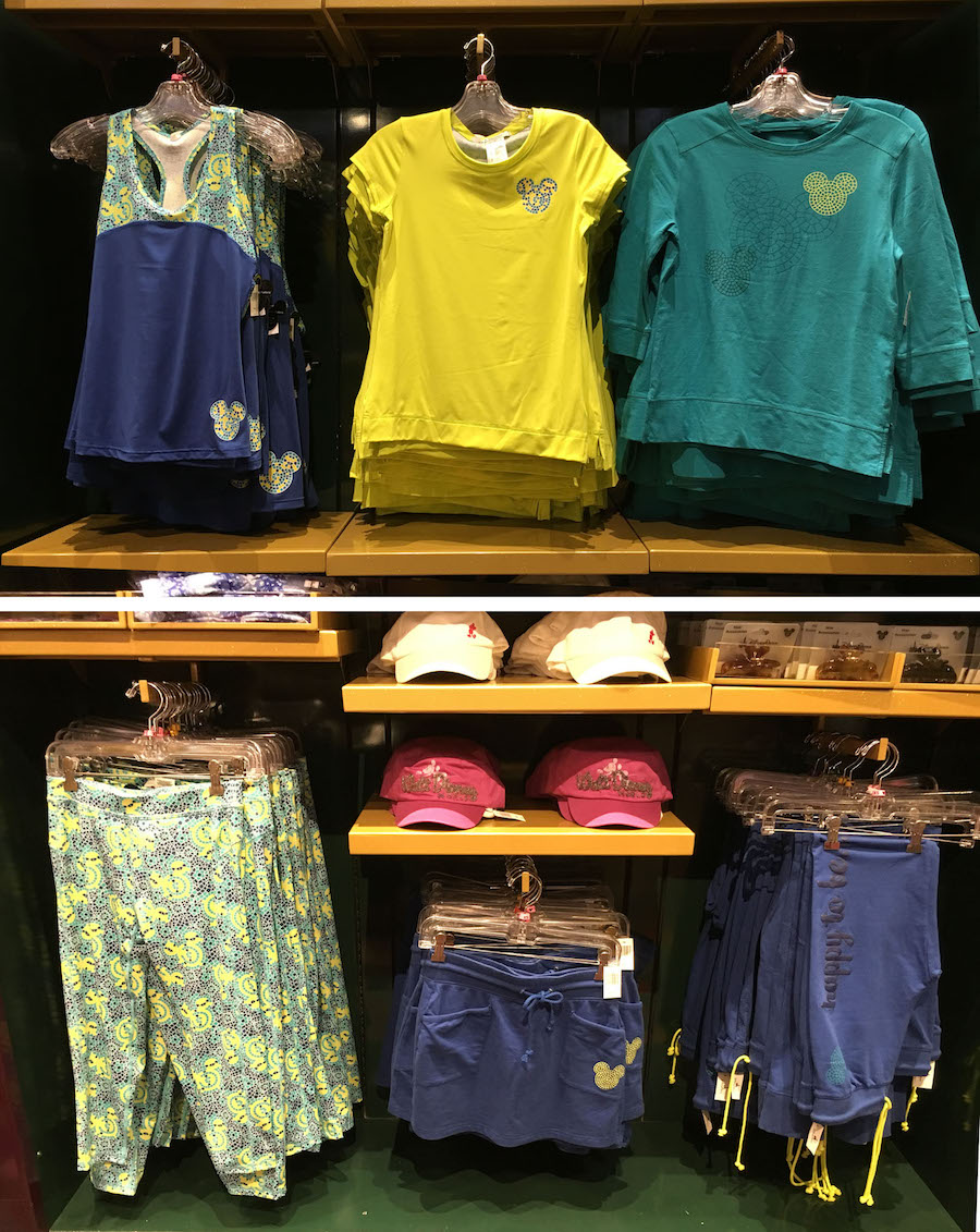 Activewear for Women at Disney Parks