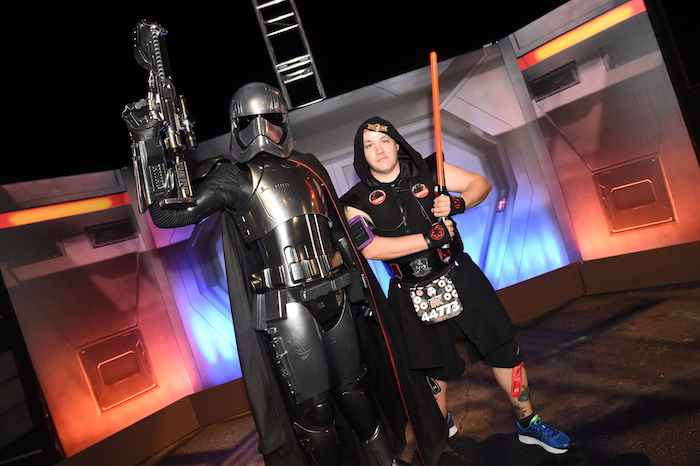 runDisney Star Wars Half Marathon – The Dark Side