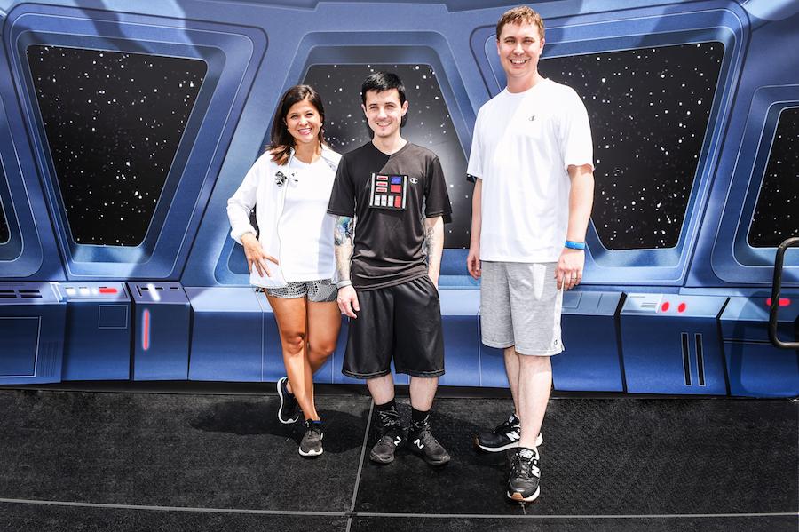 Star Wars-Inspired runDisney Star Wars Half Marathon – The Dark Side Outfits
