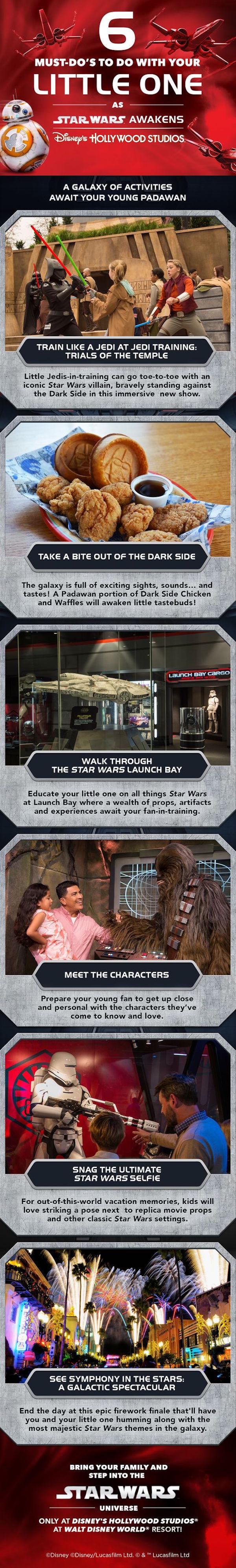 Star Wars Fun For Little Ones This Summer at Walt Disney World Resort