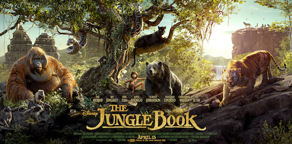 'The Jungle Book' Now Playing in Theaters