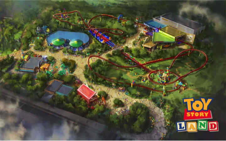 First look toy story land attractions at disneys hollywood studios walt disney world resort more walt disney world resort stories gumiabroncs Gallery