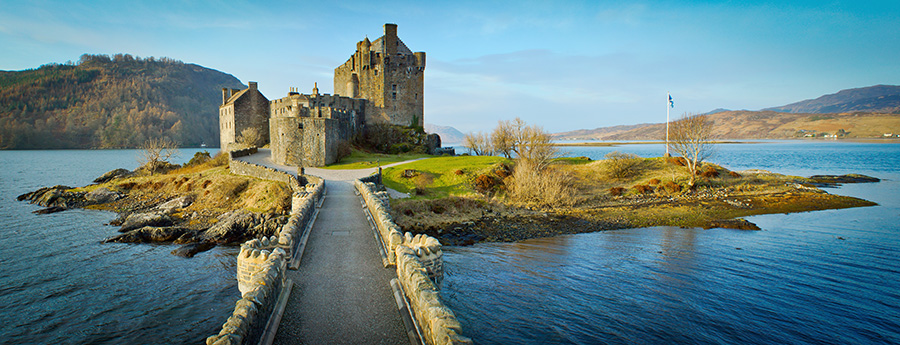 Romantic Eilean Donan Castle Port Adventure with Disney Cruise Line