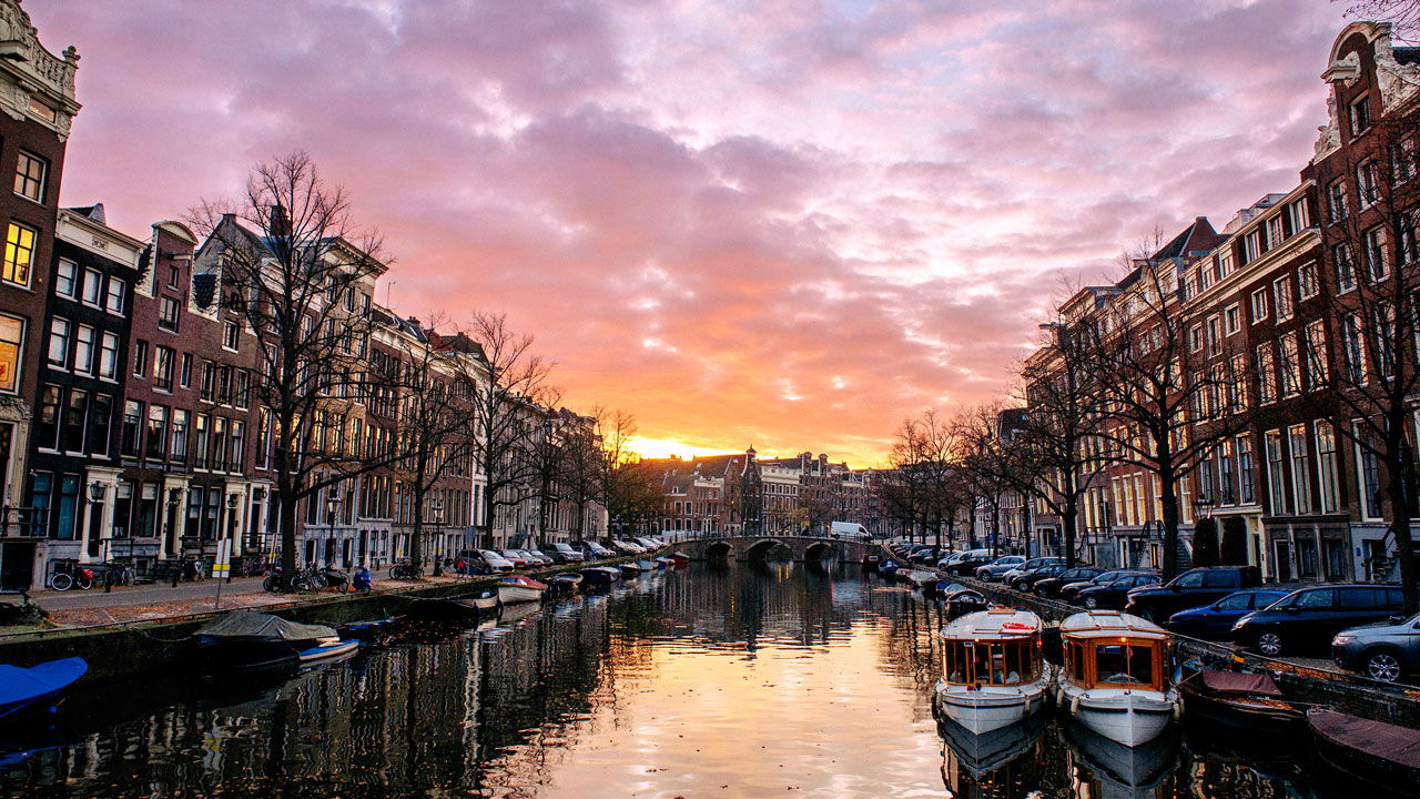 Amsterdam Canals with Adventures by Disney