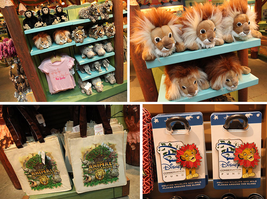 Join the Party for the Planet on April 22 with Unique Products from Disney's Animal Kingdom