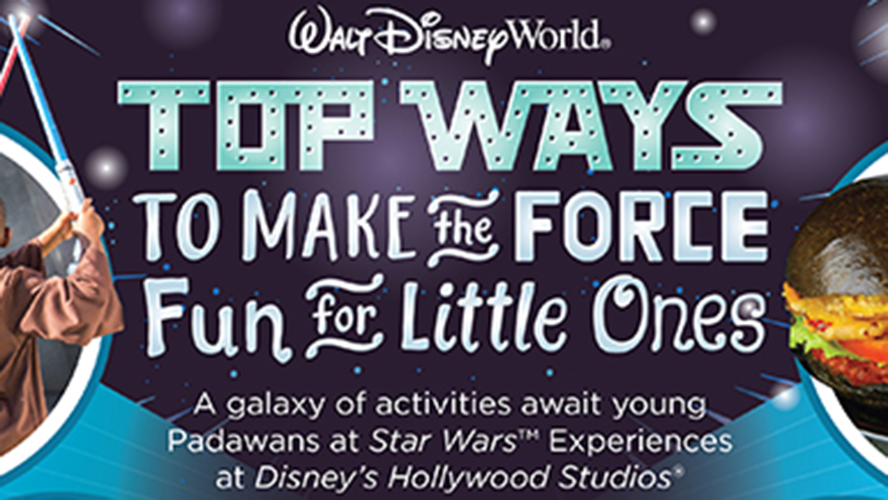 Make the Force Fun for Little Ones