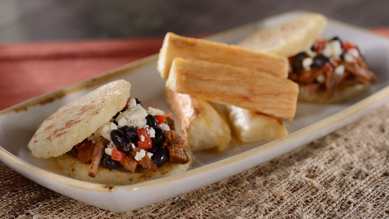Disney Familia: Enjoy deliciosa South American cuisine at Jungle Navigation Co., Ltd. Skipper Canteen